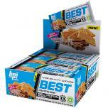 Best Protein Bar Cinnamon Crunch