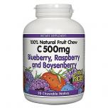 C 500 Natural Fruit Chews