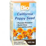 California Poppy Seed