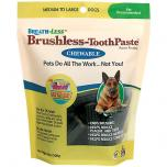 Chewable Brushless Toothpaste For Med.Large Pets