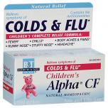 Children's Alpha CF cold Flu