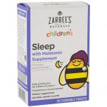 Childrens Sleep with Melatonin