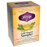 Cold Season Tea Sampler