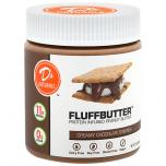Creamy Chocolate S'mores Peanut Fluffbutter