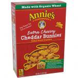 Extra Cheesy Cheddar Bunnies