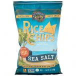 Gluten Free Rice Chips Sea Salt