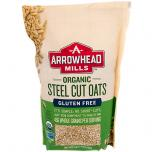 Gluten Free Steel Cut Oats Hot Cereal