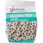 Gluten Free Yogurt Covered Pretzels