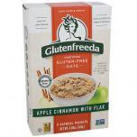 GlutenFree Oats Apple Cinnamon with Flax