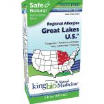 Great Lakes U.S. Regional Allergies