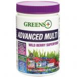 Greens + Advanced Multi Wild Berry Superfood