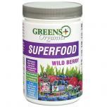 Greens + Organic Wild Berry