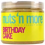 High Protein Birthday Cake Peanut Butter