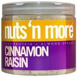High Protein Cinnamon Raisin Almond Butter