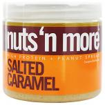 High Protein Salted Caramel Peanut Butter