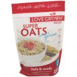 Hot Cereal Blend Chia Nuts Seeds