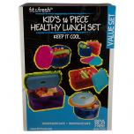 Kids Chill Containers 14 Piece Value Set