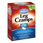 Leg Cramps PM With Quinine