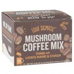 Lions Mane Mushroom Coffee with Chaga Drink Mix