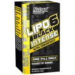 Lipo 6 Black Intense Ultra Concentrate