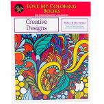 Love My Coloring Books Creative Designs
