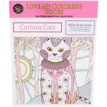 Love My Coloring Books Curious Cats