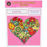Love My Coloring Books Love Is...