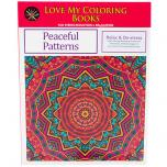 Love My Coloring Books Peaceful Patterns