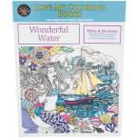 Love My Coloring Books Wonderful Water