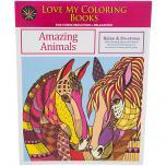 Love My Coloring Books Wonderful Waterfall