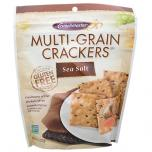 MultiGrain Crackers Gluten Free Sea Salt