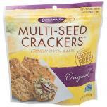 MultiSeed Crackers Gluten Free Original