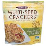 MultiSeed Crackers Rosemary and Olive Oil