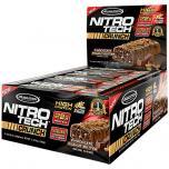 Muscle Tech Nitro Tech Crunch 25 Protein Bar