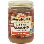 Natural Almond Butter Creamy No Stir