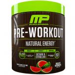 Natural PreWorkout Fresh Watermelon 30 Serv