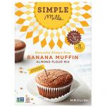 Naturally GlutenFree Banana Muffin Mix