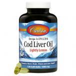 Norwegian Cod Liver Oil Gems