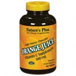 Orange Juice Vitamin C