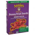 Organic Bunny Fruit Snacks Berry