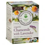 Organic Chamomile With Lavender