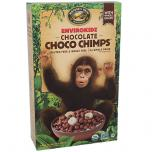 Organic Choco Chimps Cereal Gluten Free Chocolate