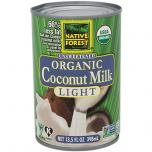 Organic Coconut Milk Light