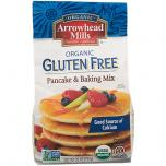 Organic Gluten Free Pancake Baking Mix
