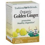Organic Golden Ginger