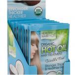 Organic Hot Oil Treatment