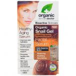 Organic Snail Gel Facial Serum
