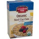 Organic Steel Cut Oats Hot Cereal