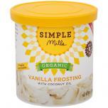 Organic Vanilla Frosting