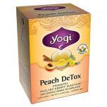 Peach Detox Cleansing Tonic